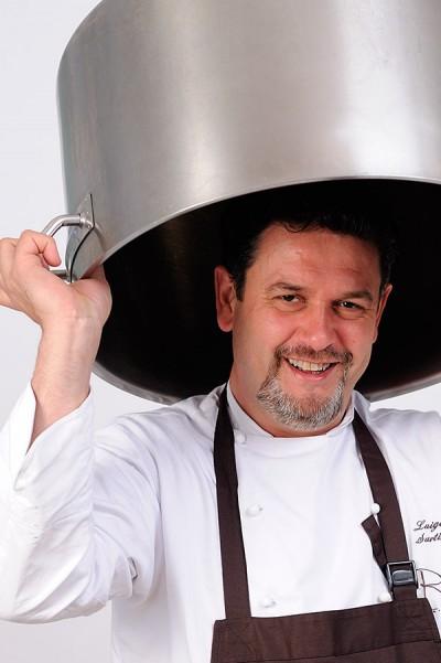 Chef Luigi Sartini, Ristorante Righi a San Marino