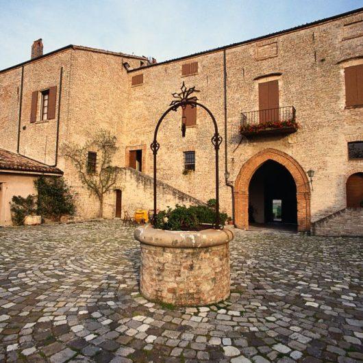 Palazzo Marcosanti Poggio Torriana