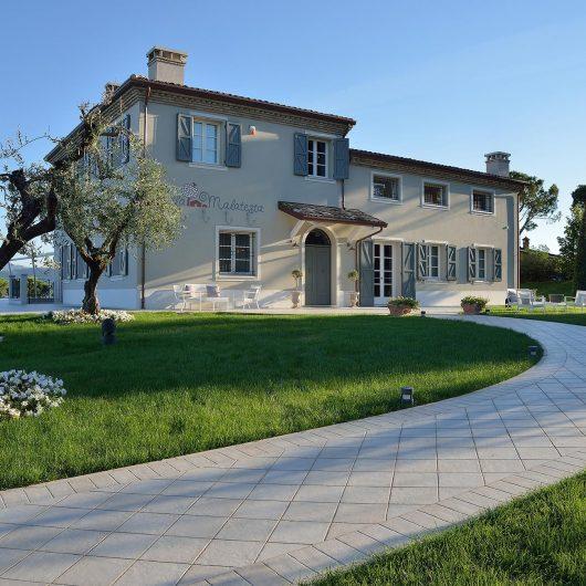 Villa Malatesta Poggio Torriana